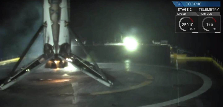 Wow! SpaceX Nails Rocket Landing At Sea Again