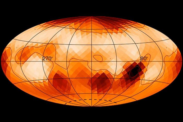 Spotty Star Reveals Magnetic Weirdness