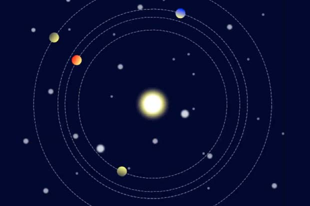 Planets Orbit in 'Perfect Synchrony' - Kepler-223 Star System | Video