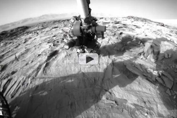 Curiosity Team Celebrates 2nd Martian Year On Red Planet With Weather Report   Video