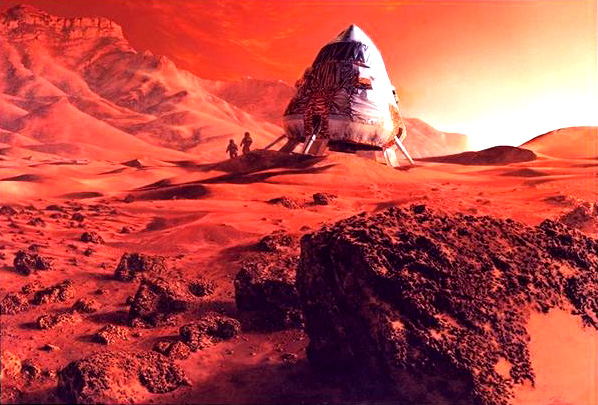Extended Stay on Mars