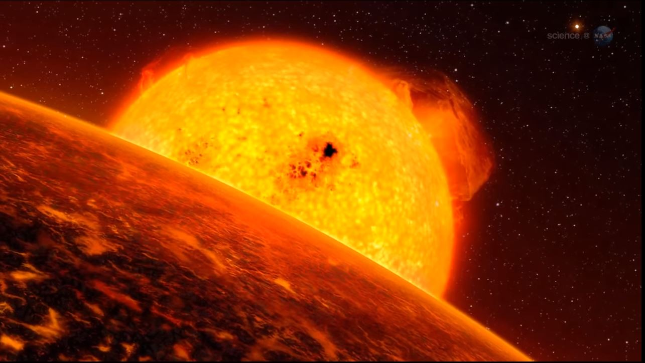 Dying Stars May Transform Frozen Worlds Into Havens for Life