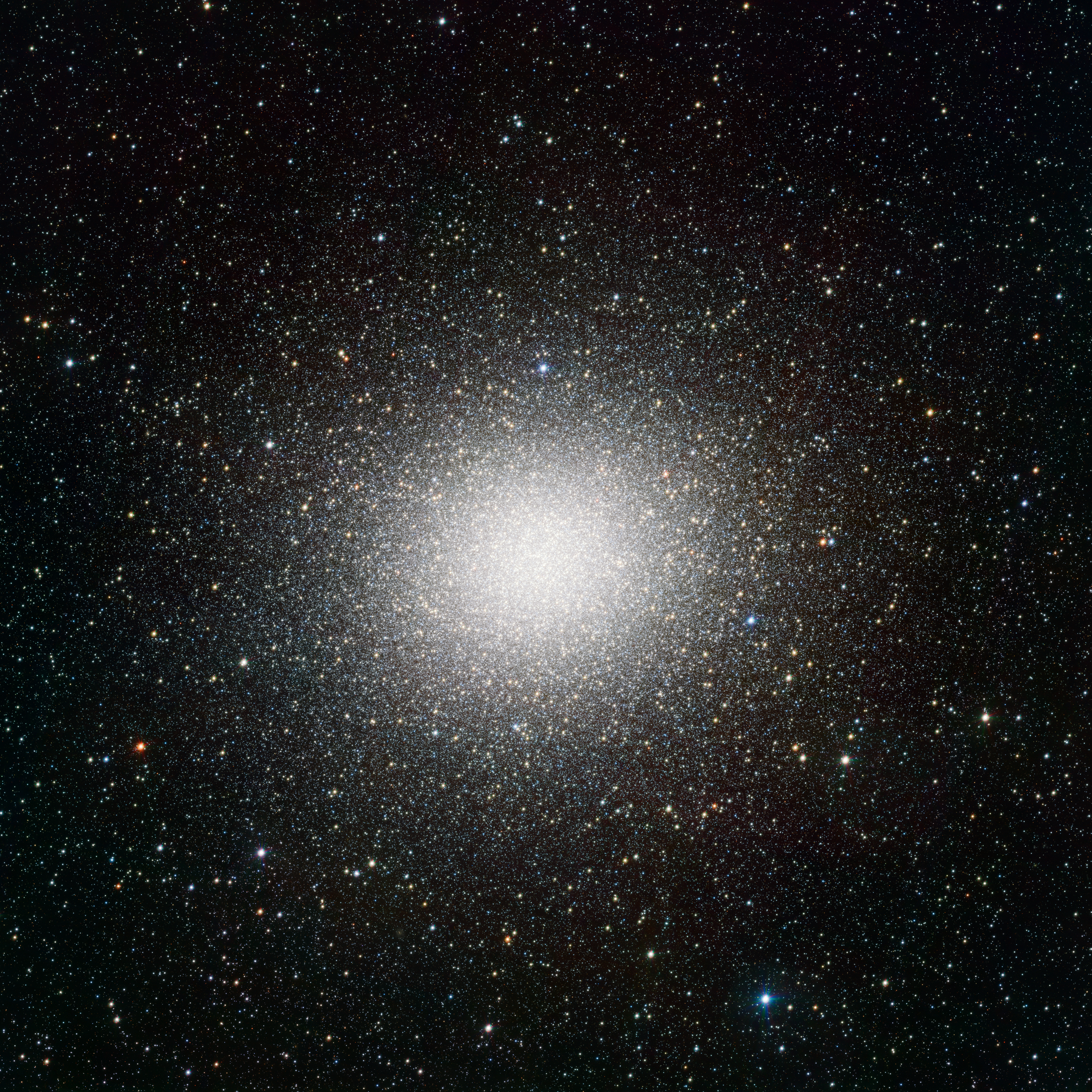 Omega Centauri Star Cluster by VST Survey Telescope