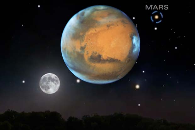 Hubble's Eye On Mars and Other Planets - Great Views, Awesome Science | Video