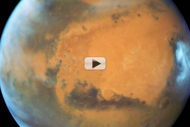 Why Is Hubble Taking Pictures Of Mars? - Exclusive Interview   Video