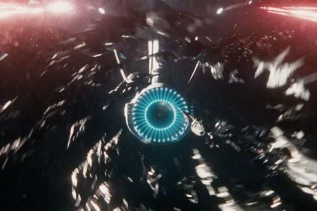 Second 'Star Trek: Beyond' Trailer Reveals Starship Enterprise In Peril
