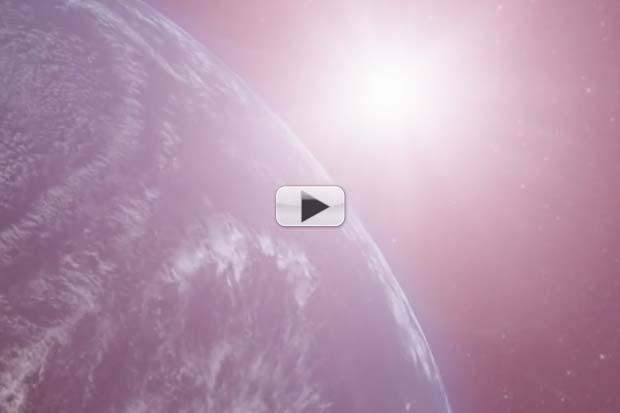 Brewing Life On Earth - Violent Sun, Weak Shielding May Have Contributed | Video
