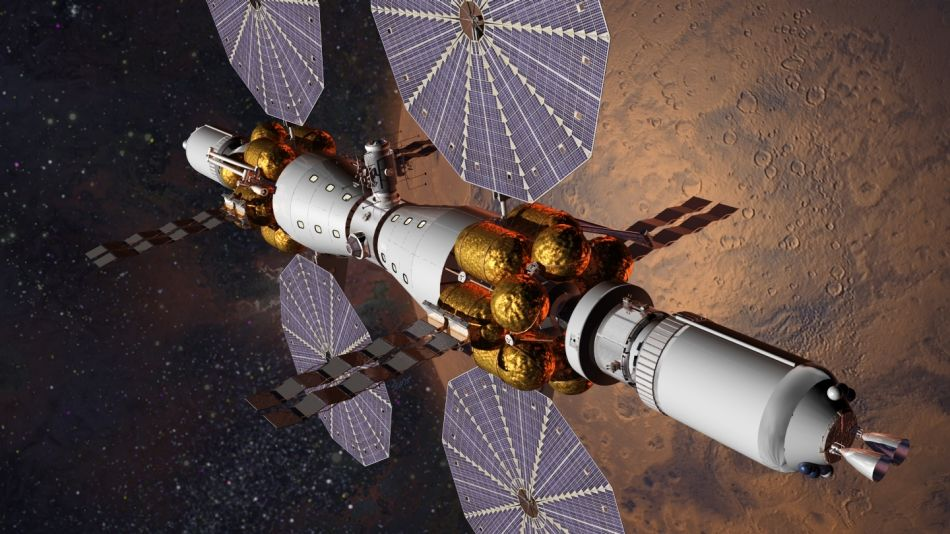 Mars Base Camp campaign