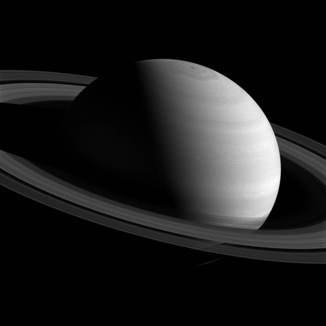 This New NASA Photo of Saturn and Its Rings Is Simply Jaw-Dropping