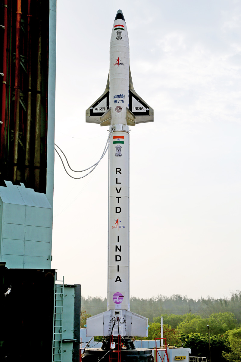India Has a Space Plane