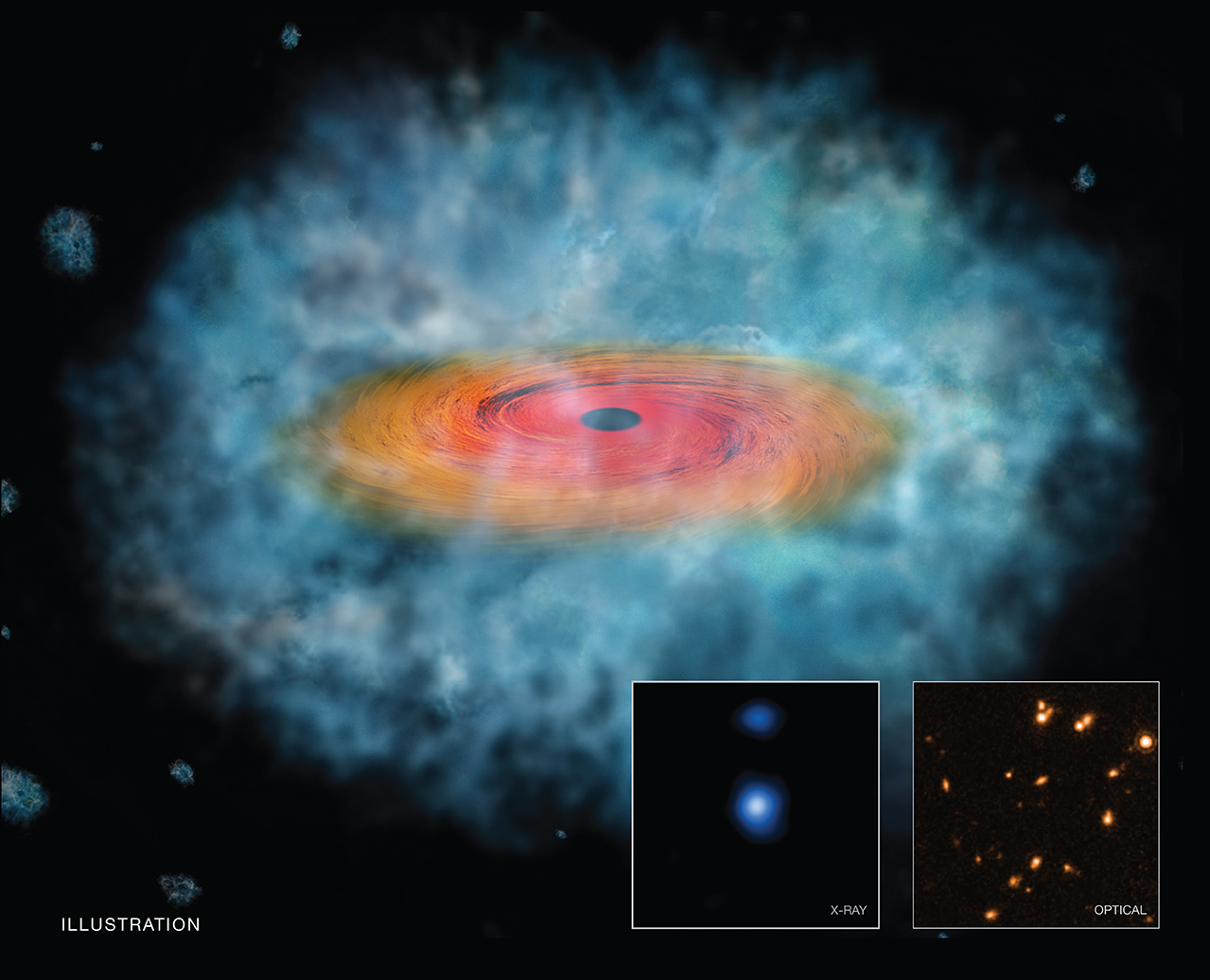 Mystery Solved? Supermassive Black Holes Likely Born Big