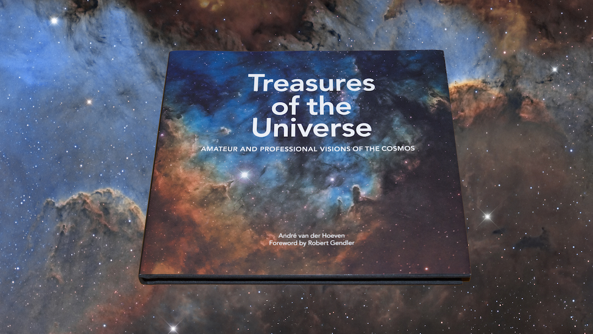 New Astrophotography Book 'Treasures of the Universe' Is Cosmic Eye Candy