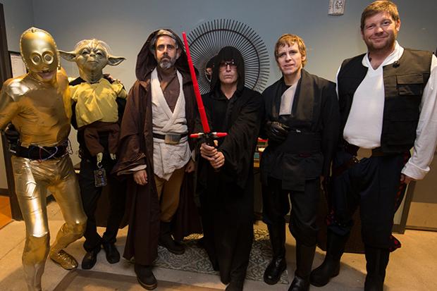 Jam Band 'Moe.' Celebrate 'Star Wars', Poke Fun At Lucas   Video