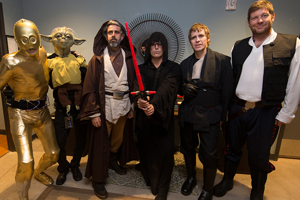 Jam Band 'Moe.' Celebrate 'Star Wars', Poke Fun At Lucas | Video