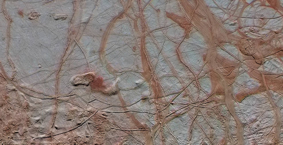 Jupiter Moon Europa's Ocean May Have Enough Energy to Support Life