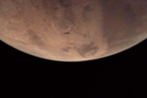 Mars on 'Webcam' -- Orbiter's Camera Repurposed | Video