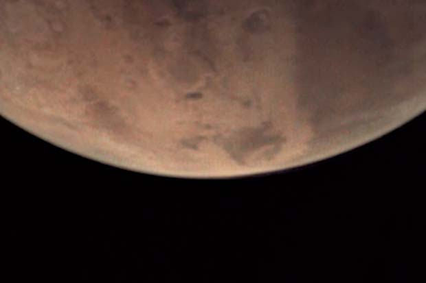 Mars on 'Webcam' -- Orbiter's Camera Repurposed | Video