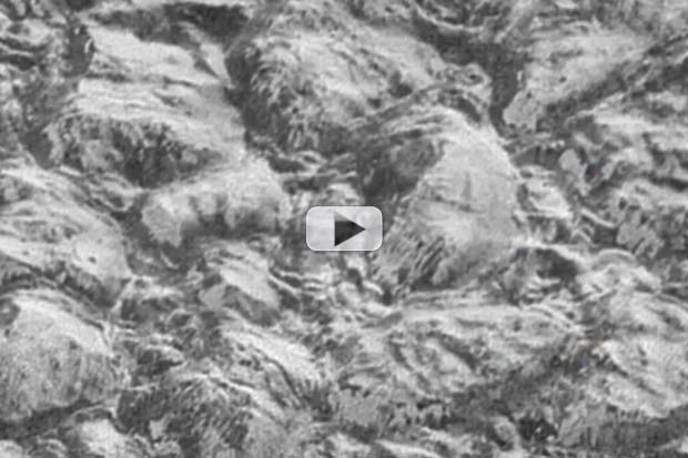 Pluto's 'Extreme Close-Up' - Probe's Highest Resolution Imagery Compiled | Video