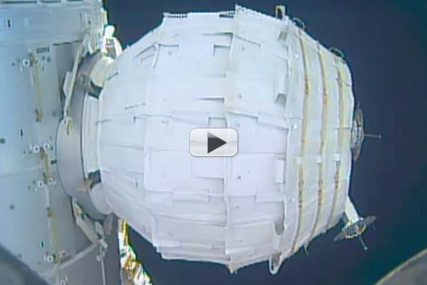 Bigelow Module Expanded On Space Station | Highlight Video
