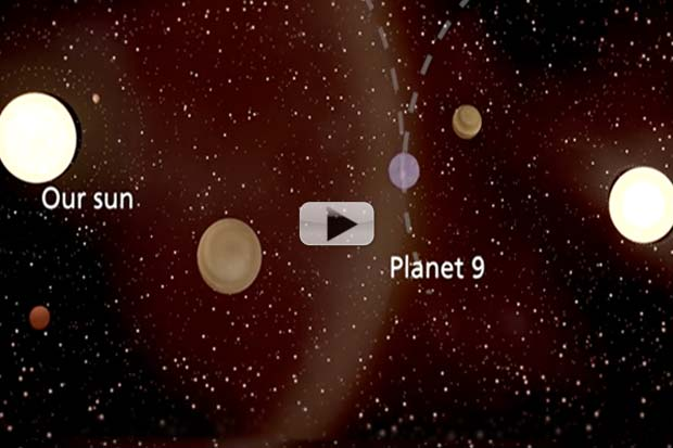 'Planet 9' May Have Been Part Of A Cosmic Heist, If It Exists | Video