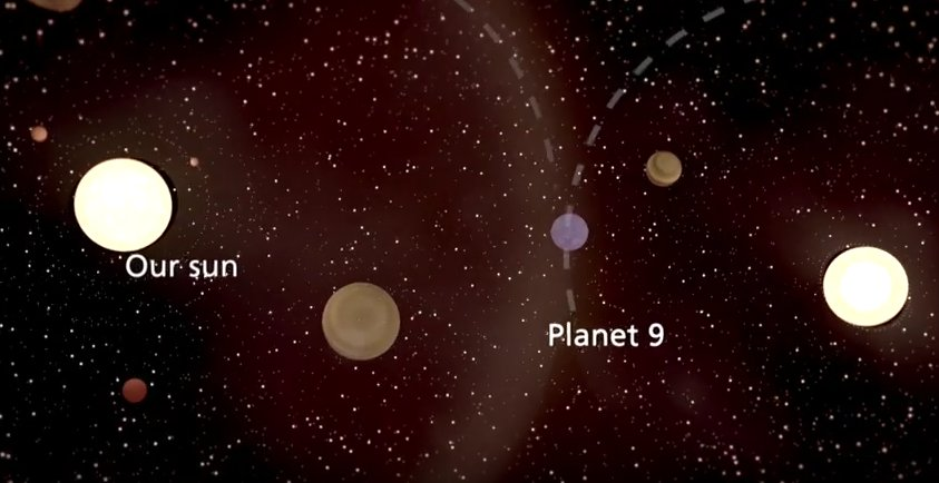 Stolen World: 'Planet 9' Likely Came from Another Star