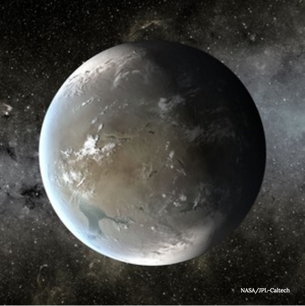 Distant Rocky World Could Be Friendly for Life