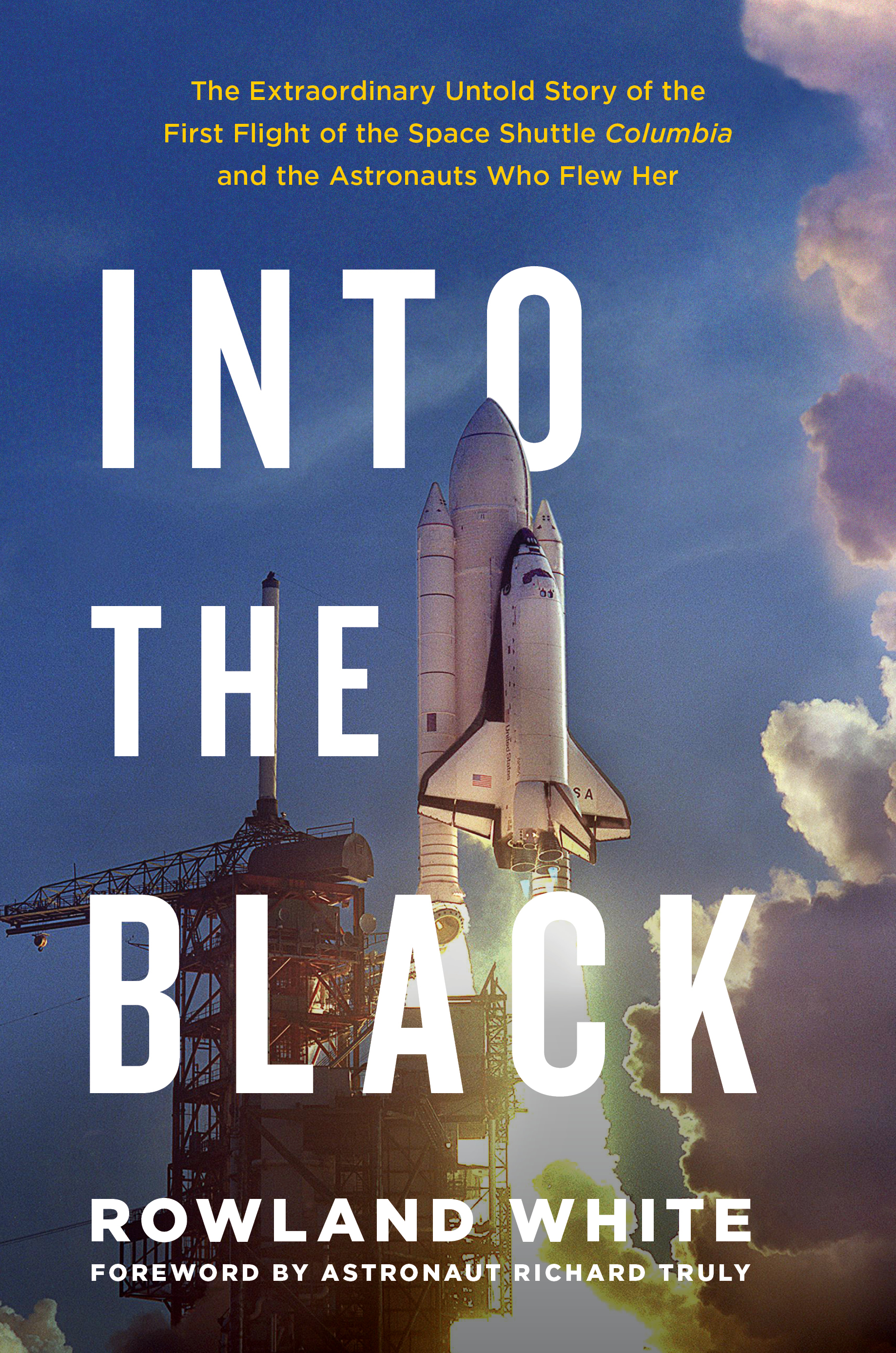 Into the Black book cover