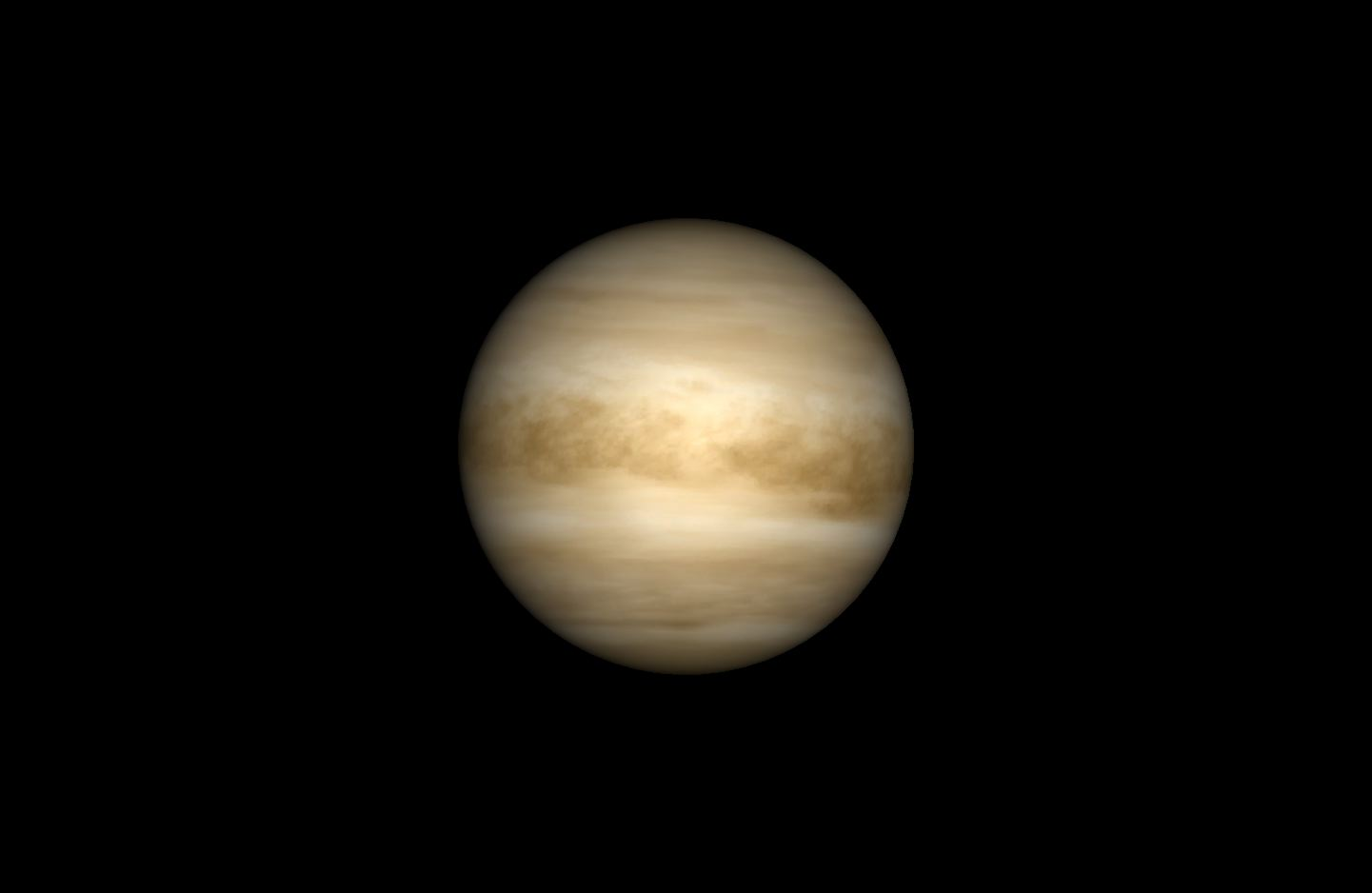 Venus in June 2016