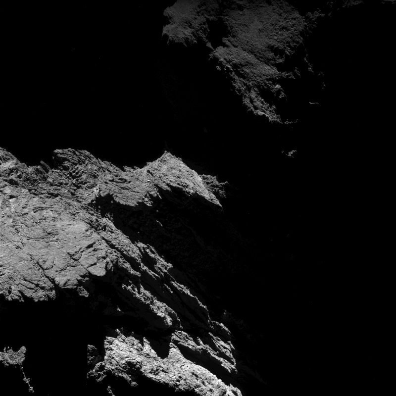 Rosetta Comet Probe Bounces Back from Glitch