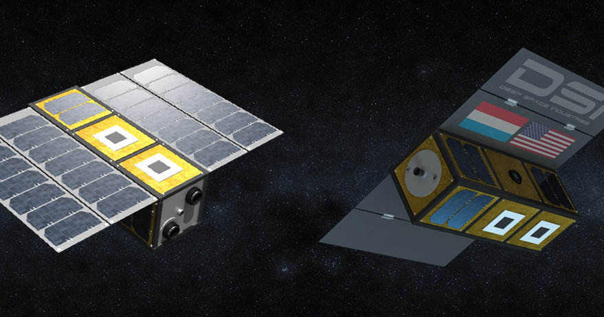Luxembourg Invests to Become the 'Silicon Valley of Space Resource Mining'