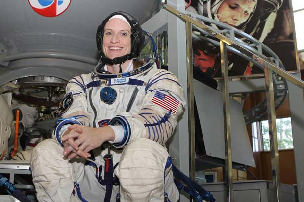 What Will Astronaut Kate Rubins Do In Space? - Exclusive Interview | Video