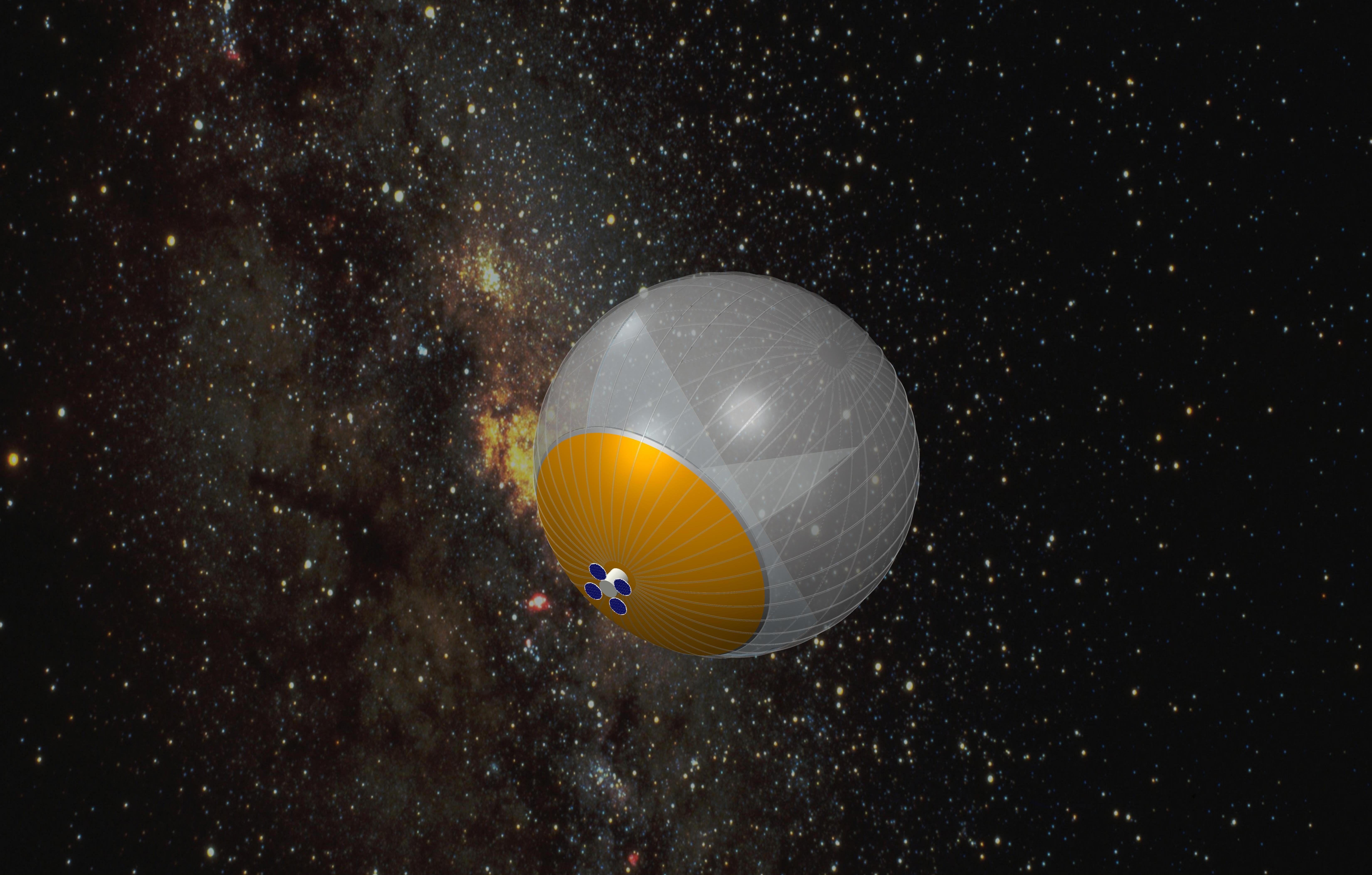 Telescopes May Ride Giant Balloons to Better See the Stars