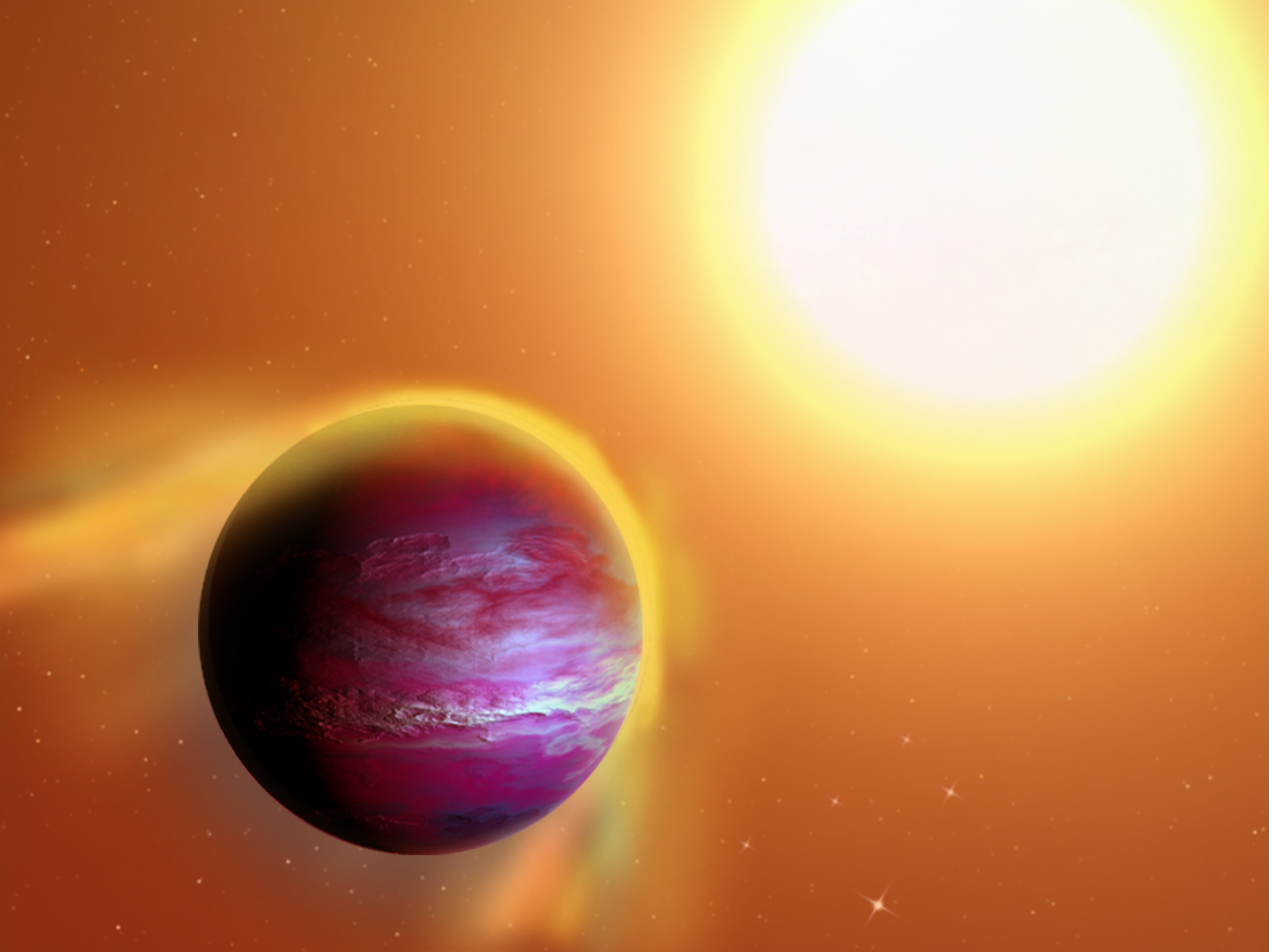 The 'Hot Jupiter' Exoplanet PTFO8-8695b