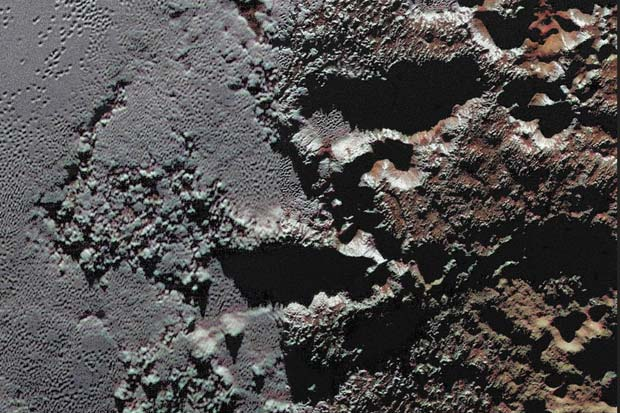 Pluto's 'Lord Of The Underworld' Highlands In New Color Imagery | Video