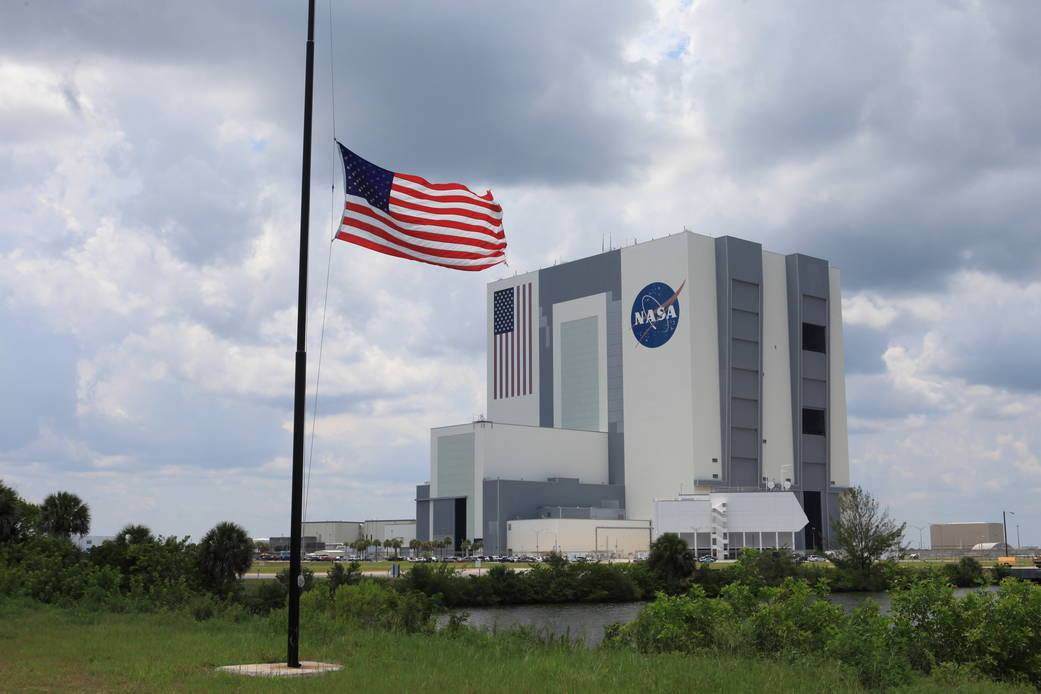 NASA Honors Orlando Victims