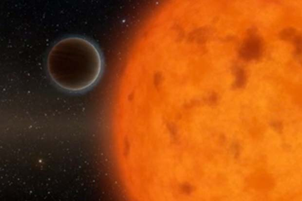 'Baby' Super-Neptune Found Orbiting Close To Star | Video