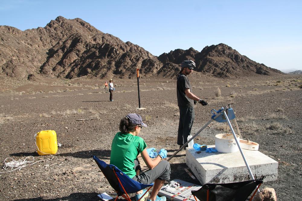 Omani Wells May Shed Light on Martian Methane