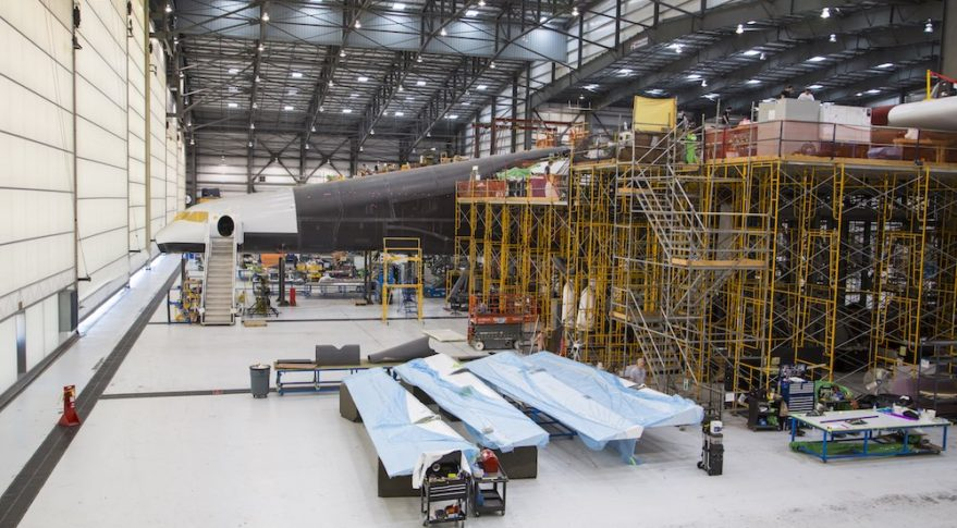 Stratolaunch Seeks Launch Partners as Aircraft Nears Completion