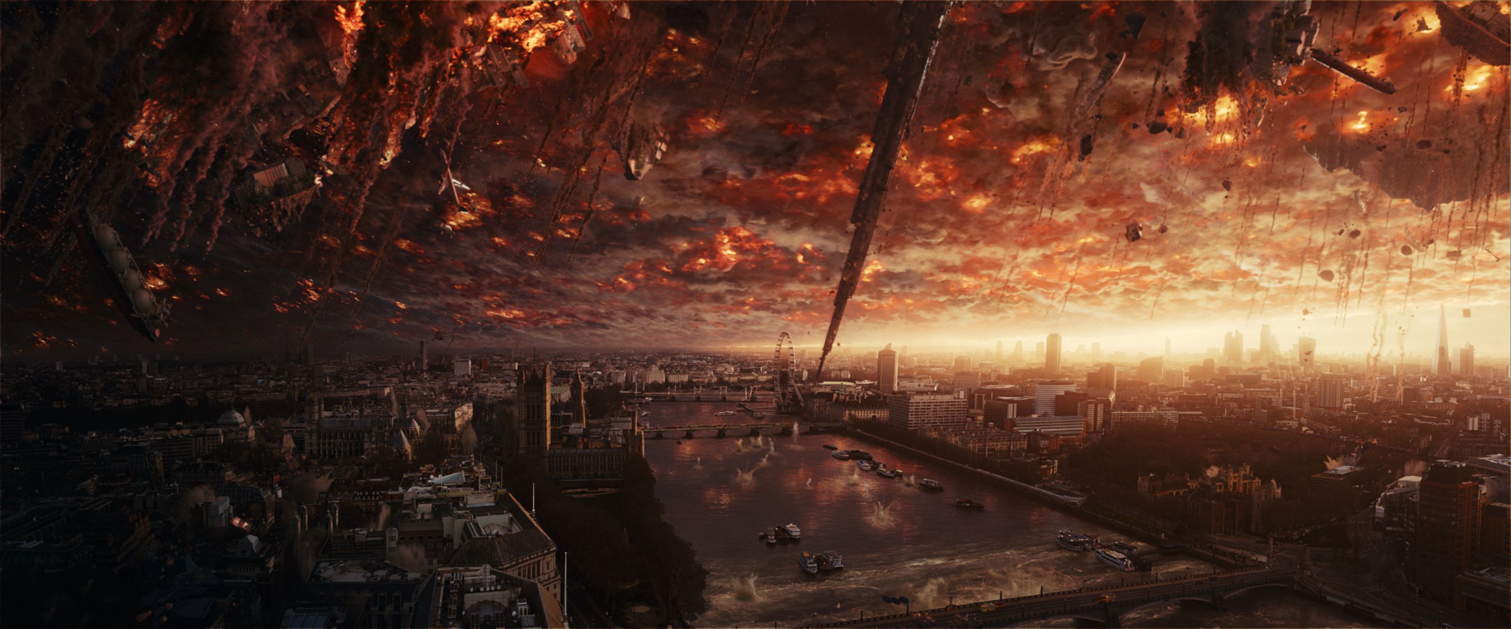 Earth's New Battle Against Aliens: Photos from 'Independence Day: Resurgence'