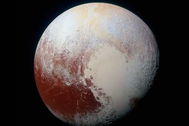 Pluto Has Ocean Beneath Its Surface? Scientists Think So | Video