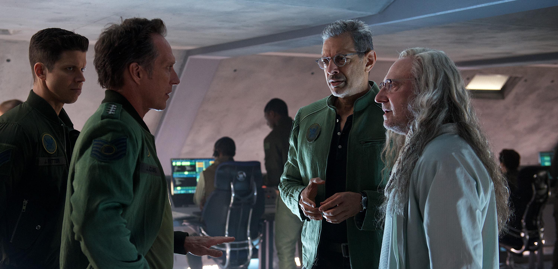 'Star Trek' Actor Brent Spiner Talks New Movie, Stephen Hawking in Q&A