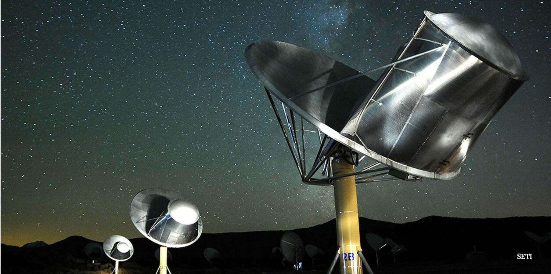 SETI Eavesdrops on Nearby Star in Smart Alien Hunt