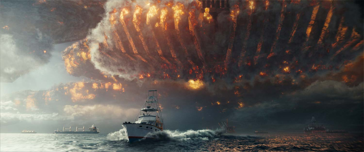 Would Aliens Really Kill Us, 'Independence Day'-Style?