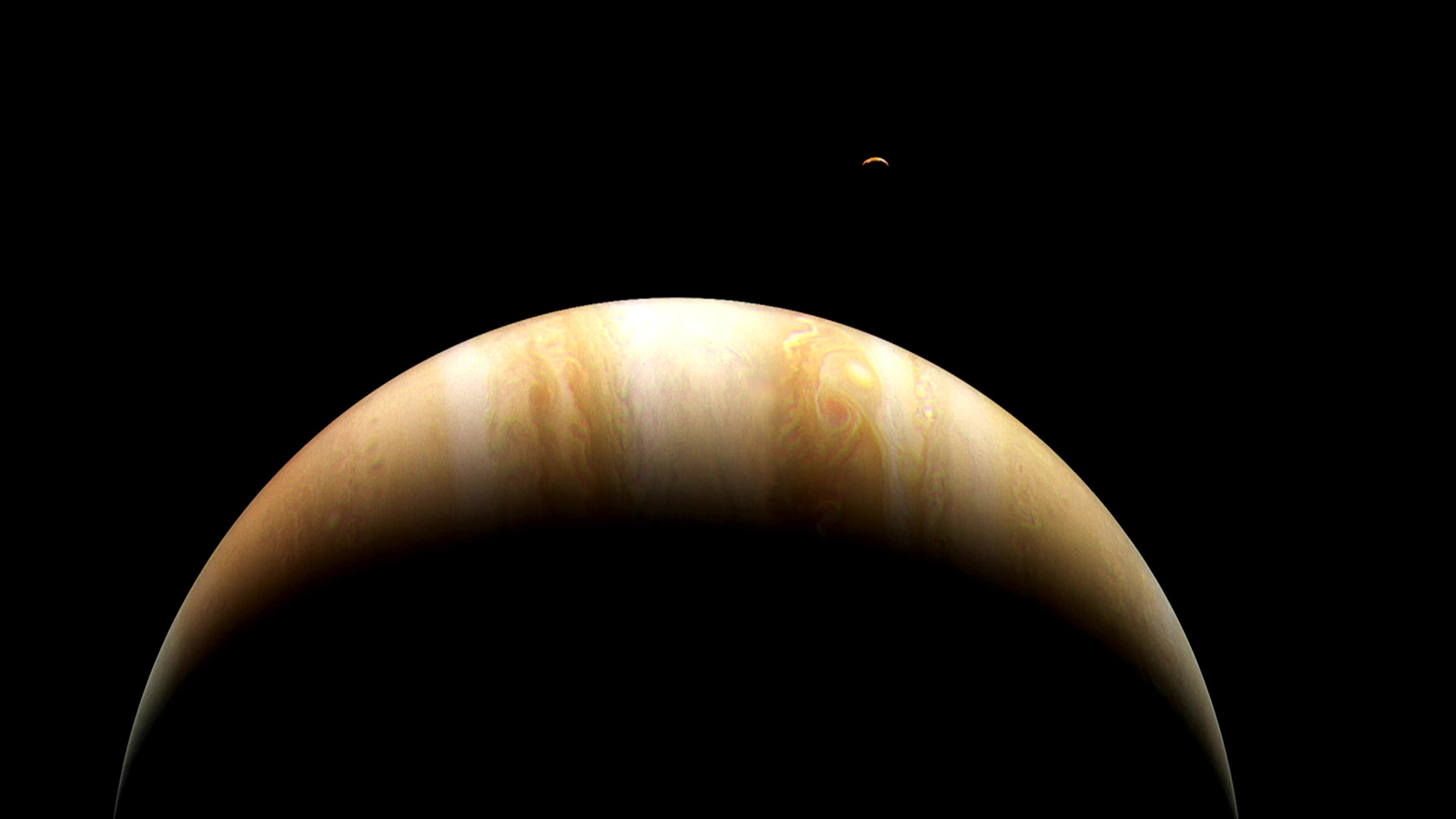 "The Juno mission to Jupiter is the subject of a new, short documentary, ""Destination: Jupiter."""