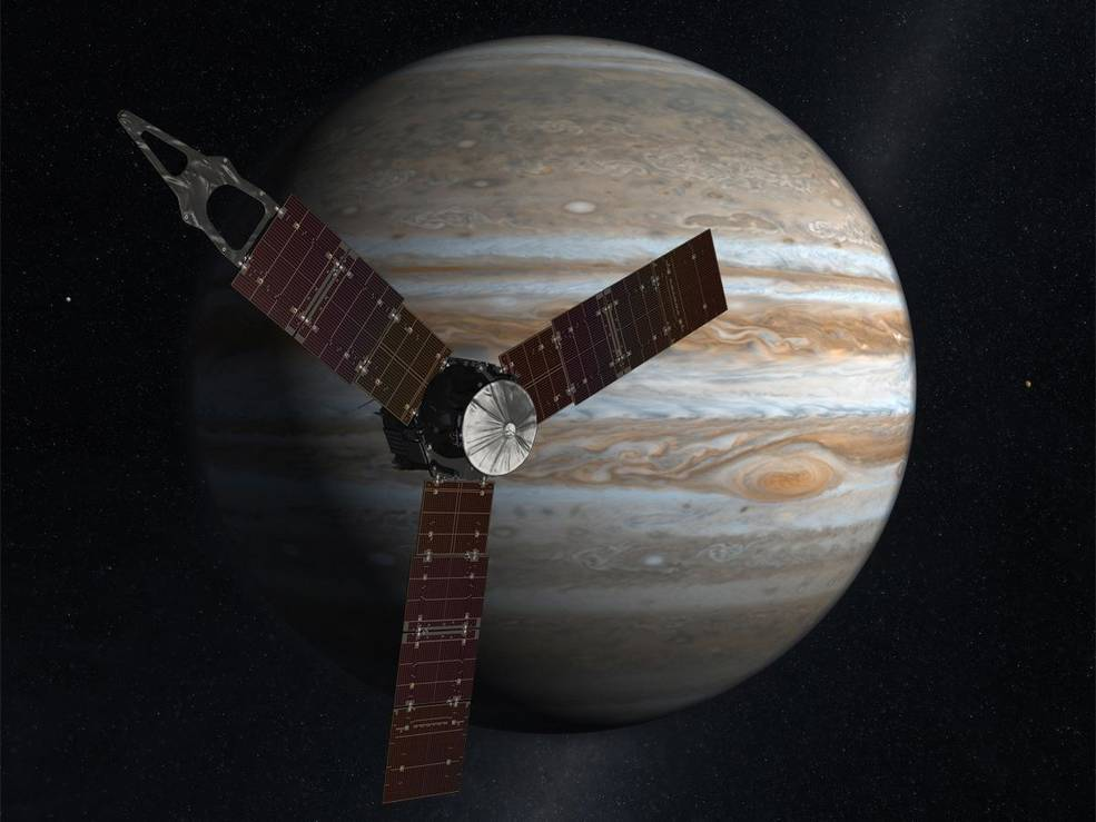 One-Week Countdown Begins for Juno Mission's Daring Arrival at Jupiter