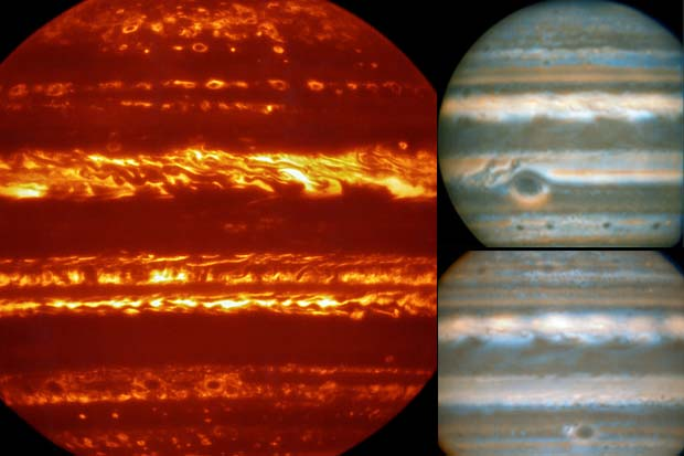 Jupiter Spied by One Of Earth's Largest Telescopes | Video