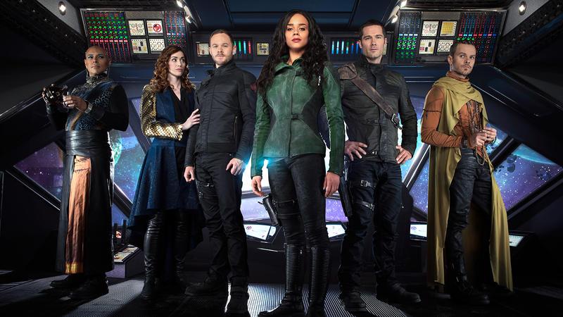 Going Deeper: Syfy's 'Killjoys' Returns Friday for Season 2