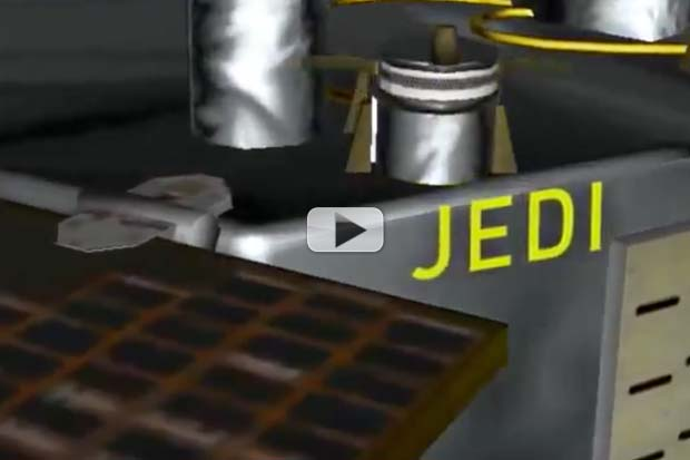 'JEDI' Aboard NASA's Juno Probe To Jupiter | Video