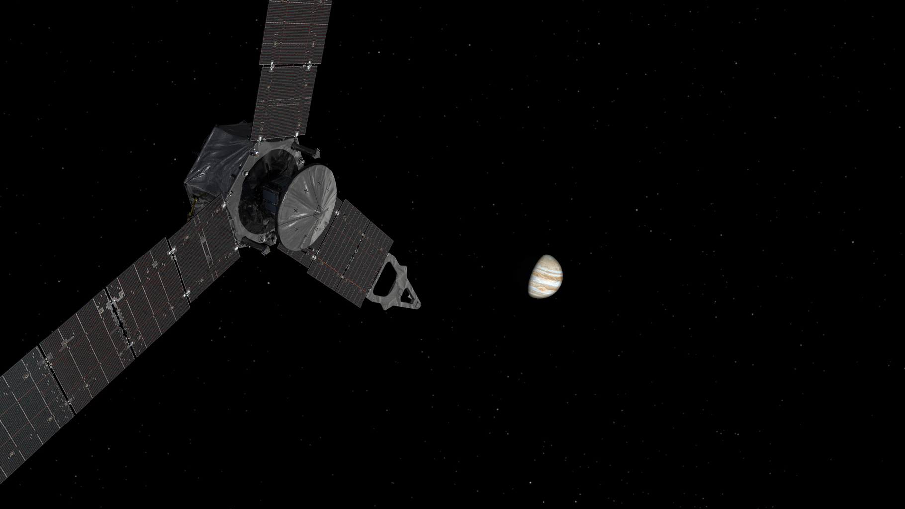 Juno Probe Now on Autopilot Ahead of July 4 Jupiter Arrival