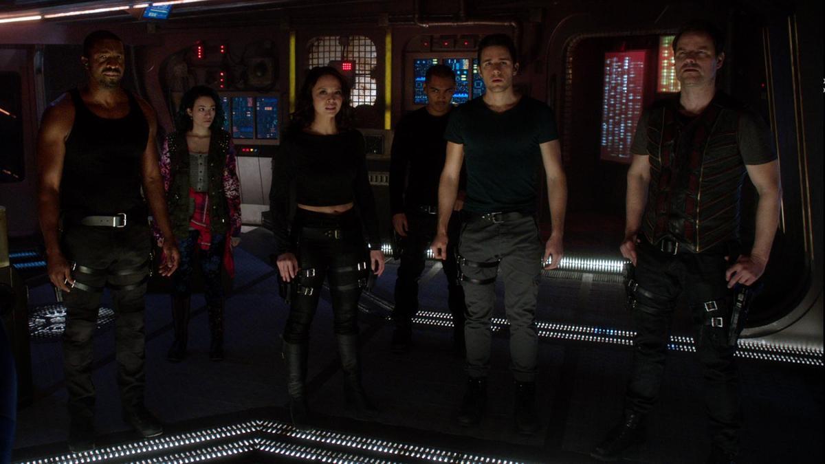 Syfy's 'Dark Matter' Is Even Darker for Tonight's Season 2 Premiere